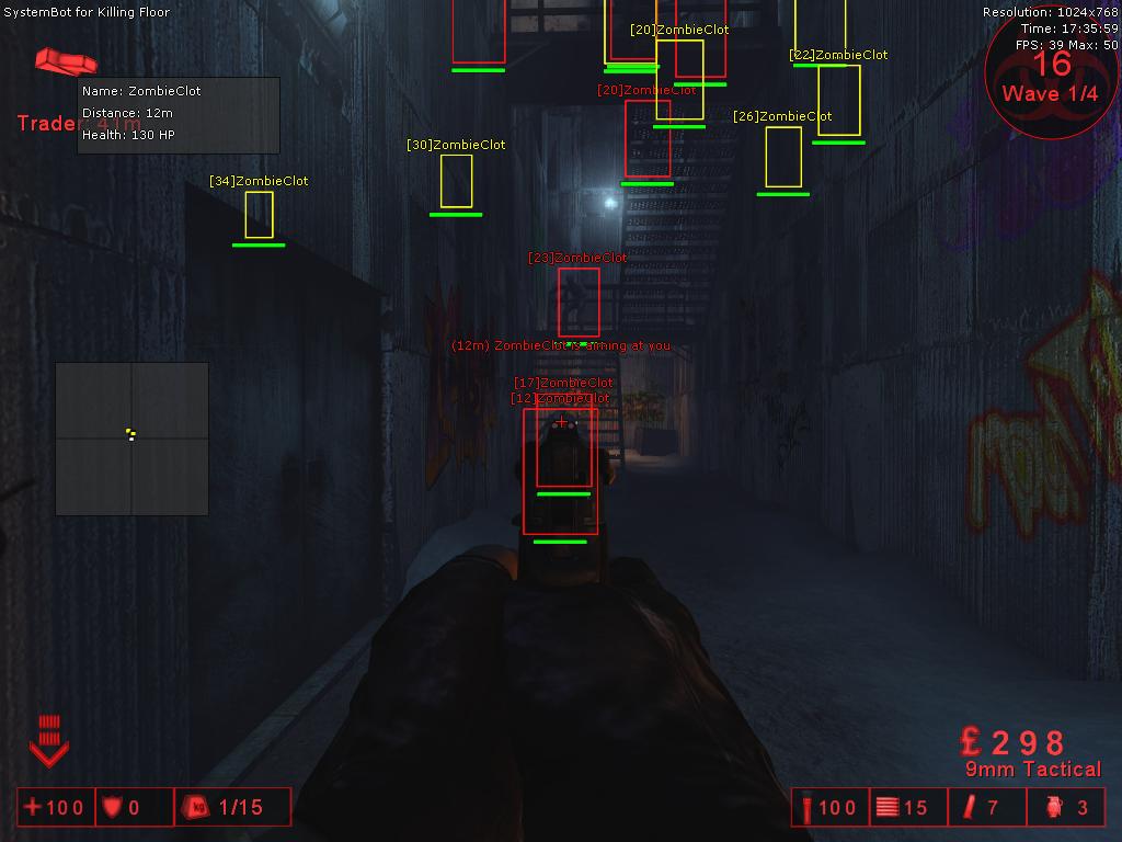 Как сделать карту на killing floor
