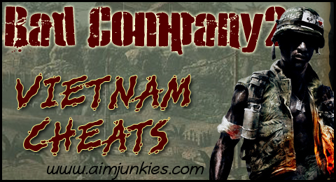 Battlefield Bad Company 2 Vietnam Hacks Cheats and Aimbots Aimjunkies.com