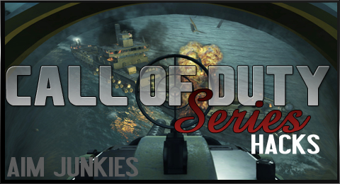 Call of Duty 4 and 5 hacks Cheats and Aimbots AimJunkies.com