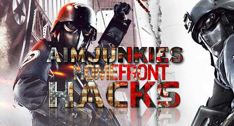 Homefront hacks  Homefront cheats and homefront aimbots