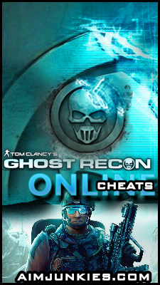 Ghost Recon Hacks,Ghost Recon Cheats, Tom Clancy Ghost Recon cheats,Ghost Recon Aimbot